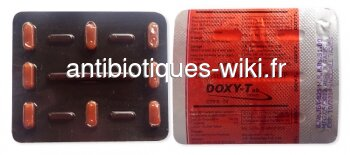 Acheter du Doxycycline